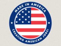 Made In America Logo