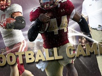 Boston College Football Camp 2014