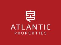 Atlantic Properties logo concept
