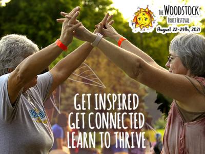 Woodstock Fruit Festival design