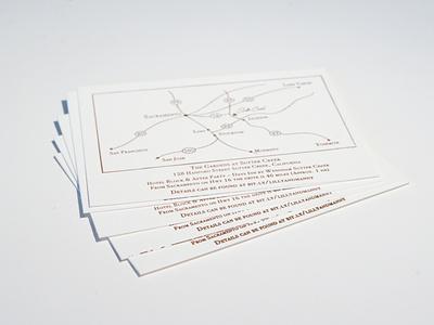 Full Wedding Suite Design & Printing