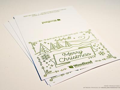 Client Christmas Card