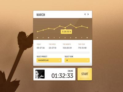 Tracker Interface