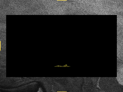 Pulse — Motion Design after effects blackandwhite clip movie short film film video scanning texture grunge handmade dark black yellow motion designer motion design illustration typography animation design