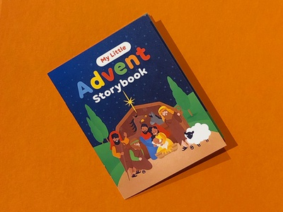 Preschool Advent Storybook