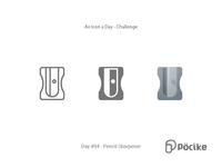 Icon Challenge Day 94 Pencil Sharpener