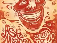 Aste Nagusia Sixties Poster (2014)
