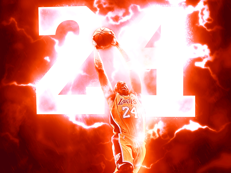24 Lakers basketball ball sport sports illustration design kobebryant kobe bryant kobe