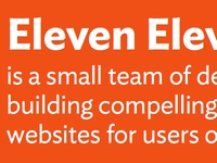 EEC Website Redesign