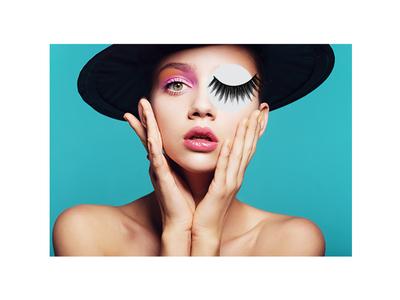 eye series 90s abstract illustration fashion women body simple minimal digital collage