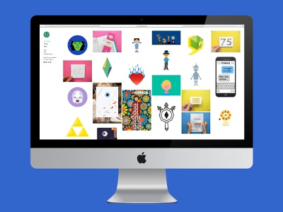 New look pixels politics pop culture vectors website illustration graphic design