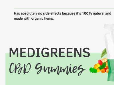 Medigreen CBD Gummies: #1 Trending Product, Reviews, Ingredients medigreen cbd gummies