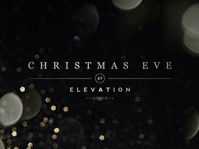 Elevation Church Christmas Eve 2021 Colleen Tunis Dribbble