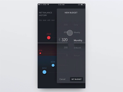 Mobile Payment App Flow by Isil Uzum