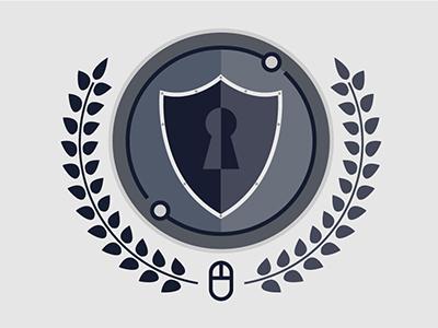 Cyber Security Illustration debut illustration design graphic editorial web illustrator