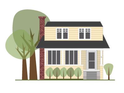 House Illustration debut
