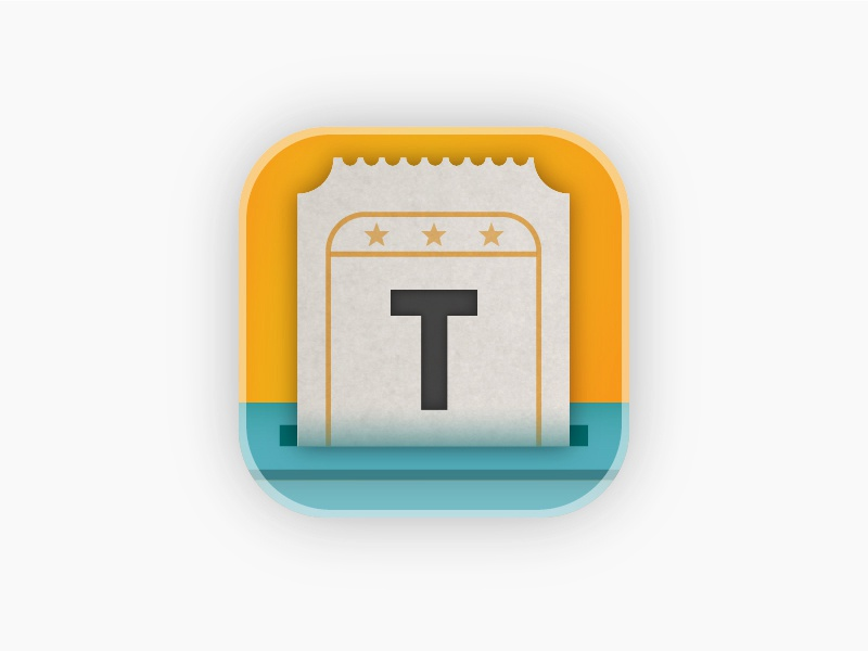 App Icon - Daily UI Challenge: 005 dailyui005 landing signin app ui icon debut web graphic illustrator illustration design
