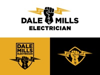 Dale Mills Electric Logo