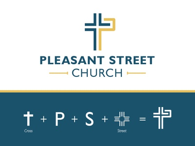 Pleasant Street Logo