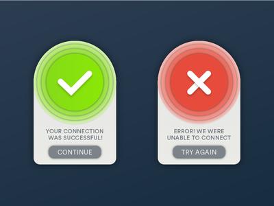 Flash Message - UI Challenge: 011