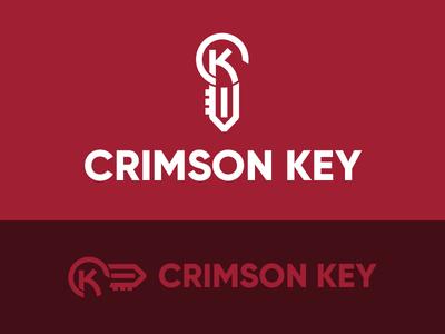 Crimson Key Logo