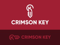 Crimson Key Logo
