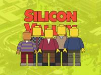 Silicon Valley Lego (Sketch Freebie)