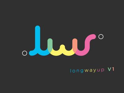 Long Way Up logo
