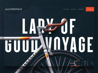 Bicycle Repair UI ux  ui consumer experience design colorway interactive design interactive interface design ui branding art direction