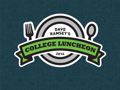 College Luncheon Logo