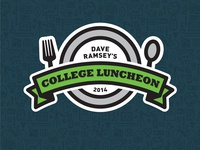 College Luncheon Logo