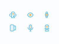 Bold icons (wip)