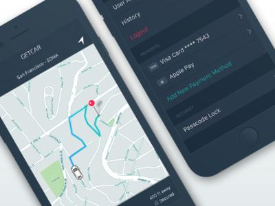 Getcar App