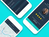 GetCar App (study)