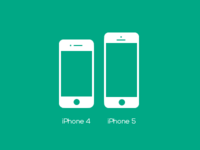 iPhone 5 (icon)