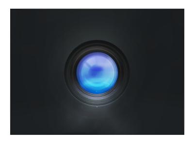 Lens (psd) design free psd lens rebound glow light shadow