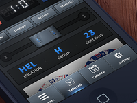 Hockey app (wip)