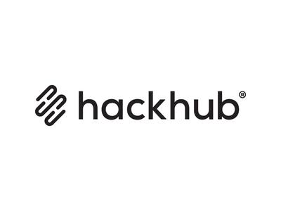 HackHub hack tech design graphic logo