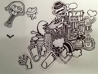Random doodle