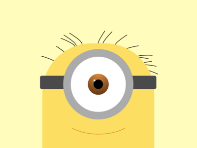 Stuart the Minion sketch illustration yellow stuart despicableme minion