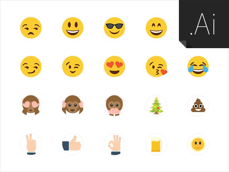 Emoji freebie
