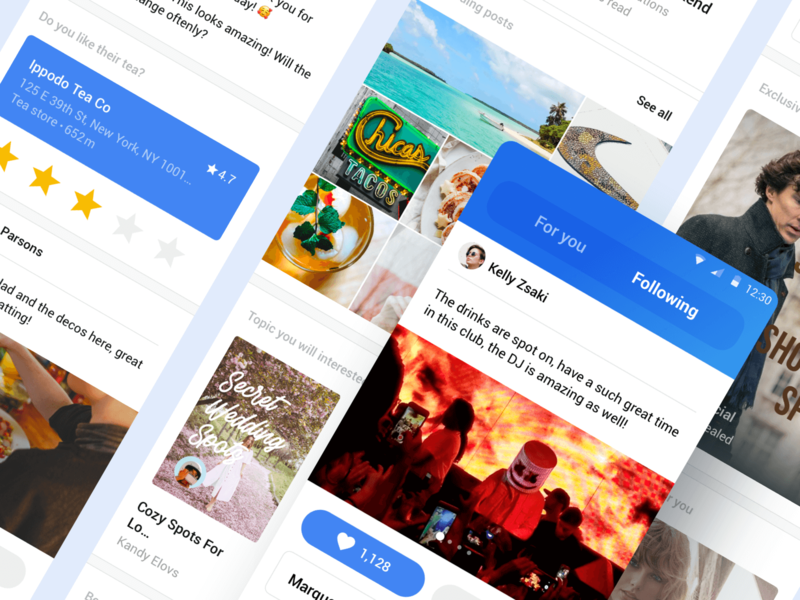 Google Maps | Share with Full Pack ui design thinking share explore social network social post video photo platform map google maps google design google hello