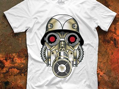 SABOTAGE EA189 gasmask vw ea189 sabotage festival vwsabotage ea189 sabotage vandal club t-shirt mask gas mask