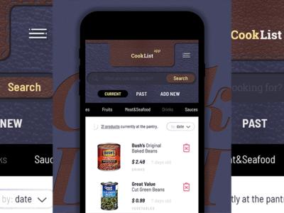 Cooklist App (2)