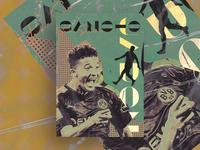 Jadon Sancho Poster