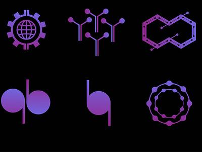 LogoFolio vol-3 logo branding brand identity graphic design