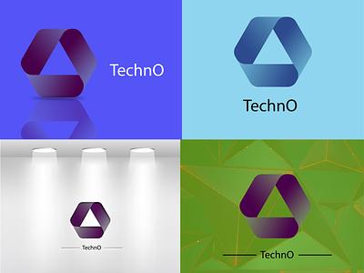 TecHLogo logo design logo collection logo design branding brand identity graphic design
