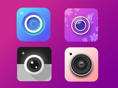 App logo design camera icon camera logo mobile camera icon camera app app icon app logo logo inspiration logofolio logos vector logo design logo collection logo design branding brand identity graphic design