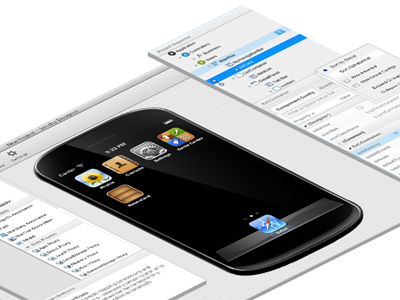 Perspective sencha touch sencha designer desktop app mobile isometric