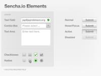 Sencha.io elements